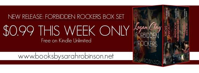 Forbidden Rockers Facebook Cover Graphic