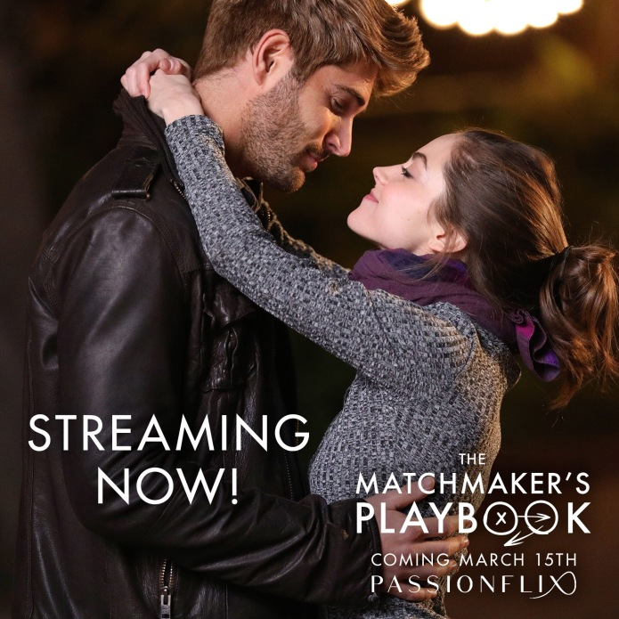 Passionflixthe Matchmakers Playbook Is Streaming Now Crazies R